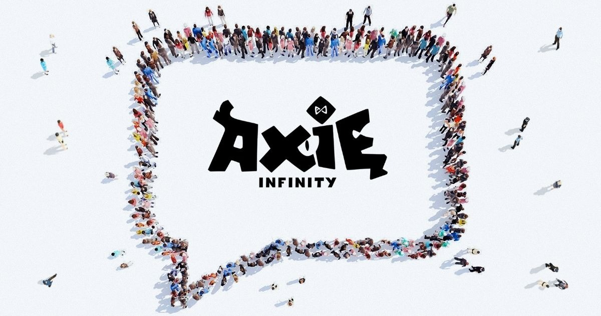 Axie Infinity in 2022, peaking or to the moon?